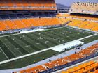 Kyпить (2) Steelers vs Browns Tickets Section 506 row BB Aisle Seats!! на еВаy.соm
