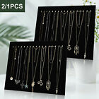 Kyпить US Velvet Jewelry Display Rack Necklace Bracelet Stand Organizer Holder Storage на еВаy.соm