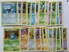 Pokemon Diamond & Pearl Rare Cards Holo DP1 Gengar Snorlax Dialga Clefable