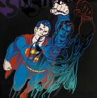 Superman (Myths)1981 by Andy Warhol - Poster Wall Art