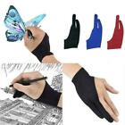 Artist Drawing Painting Glove Low Friction Tablet Art Finger D2q4 Student Y4t7