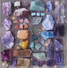 Intuitively Chosen Raw Crystal Set | Natural Mineral Collection | Rough Stones