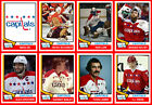 WASHINGTON CAPITALS 1974-75 High Grade NHL Custom Made Hockey Cards U-Pick THICK $2.4 CAD on eBay