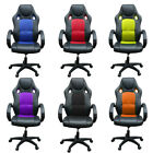 High-back Swivel Office Chair Employees Guests Chair Video Game Racing Chair New
