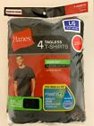 Kyпить Hanes Men's T-Shirt Tagless ComfortSoft Crewneck 4-Pack на еВаy.соm