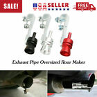 Exhaust Pipe Oversized Roar Maker Car Turbo Sound Whistle Simulator S/M/L/XL