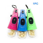 Dog Cat Food Dispenser Treat Launcher Pet Toy Training Snack Feeding Handheld