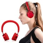 Foldable Music Headphone Earphone Headset For Game Consoles Riding Running