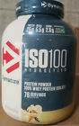 DYMATIZE NUTRITION ISO 100 1.6 lbs - 5 lbs Hydrolyzed 100% Whey Protein Isolate $29.95 USD on eBay