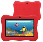 "7"" Kids Learning Tablet w/ Android 8.1, WiFi, Camera, Bluetooth - Various Colors"