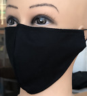 Cotton Unisex Face Mask, Reusable, Washable, Triple Layer Handmade in UK