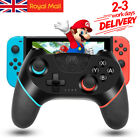 Wireless Controller Gamepad Joystick Remote Joypad For Nintendo Switch Console