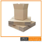 High Quality Light Weight Postal Mailing Single Wall Boxes 12