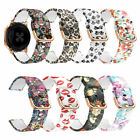 For Samsung Galaxy Watch Active 2 44 40mm 42 Silicone Bracelet Sports Band Strap image