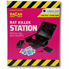 Racan External Rodent Control Safety Bait Box Kit - Full Strength Poison Inc.
