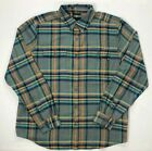 Men's Marmot Zephyr Cove Mid Wt Button-Front Long Sleeve Cool Max Flannel Shirt
