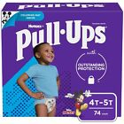 Kimberly Clark 51598 Pull-Ups Learning Designs for Boys, Potty Training Pants,