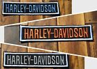 Patch Iron-On Harley-Davidson Logo Motorcycle Logo Letters Applique $3.5 USD on eBay