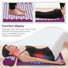 Massage Mat with Needles Head Neck Back Foot Massage Cushion Spike CushionPillow