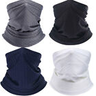 Neck Gaiter Sun Protection Summer Bandana Face Cover Scarf for Fishing Running
