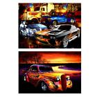 5D DIY Full Drill Diamond Painting Car Cross Stitch Embroidery Mosaic Kit C#P5