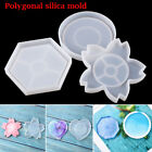 Craft DIY Teacup Mat Mold Crystal Glue Dropping Tool Silicone Molds Epoxy