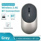 Wireless Bluetooth Mouse 1600DPI Mice Touch Sensor for iPad Mac Tablet PC Laptop