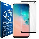 Tempered Glass 9H Curved 3D Samsung GALAXY S10E Screen Protector Film FULL