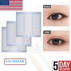 200pcs Eyelid Tape Sticker Invisible Narrow Instant Eye Lift Strips With Tool