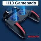 H10 Mobile Phone Game Controller Gamepad Joystick Trigger For PUBG IOS Android