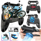 Mobile Phone Wireless Game Controller Gamepad Trigger Joystick For IOS Android