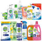 Dettol Wipes Spray Soap Hand Wash Gel Surface Cleaner Washing Machine