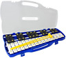 More images of Percussion Workshop PP925 27 Note Chromatic Glockenspiel with Carry Case and