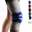 Knee Sleeves Compression Brace Support Sports Joint Injury Pain Arthritis Relief