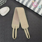 Silicone Back Scrubber Body Cleaning Tool Bath Belt Massage Brush Exfoliating