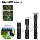 Kyпить 4K 10-300X40mm Super Telephoto Zoom Monocular Telescope /Tripod & Clip Set на еВаy.соm