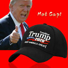 Donald Trump 2020 Keep America Great Cap President Election Adjustable Hat Ld