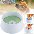 Pet Dog Cat Water Bowl No Spill Slow Water Feeder Bowl Dust Free Non-Skid