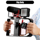 Video Stabilizer Rig Case Smartphone Filmmaking Recording for iPhone/Samsung