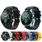 For Samsung Galaxy Watch 3 45mm Silicone Strap Wristband Replacement Sports Band