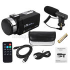 Digital Camera Camcorder Full HD 1080P Vlog 30MP Video 18X Zoom Touch Screen