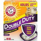 Arm & Hammer Double Duty Clumping Cat Litter New