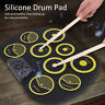 More images of Children Gift Hand Roll Practice Pad Playback Digital Funny Electronic Drum Set