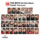 THE BOYZ 5th Mini Album Chase Official Photocard Chase Version KPOP The Stealer