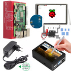 "Raspberry Pi 4 B 2/4/8G RAM 3.5"" Touch Screen Kit with Power Supply Cooling Fan"