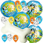 BLUEY AND BINGO cupcake topper Banner Party Decoration CAKE BALLOON SUPPLIES DOG