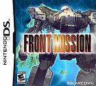 Front Mission (Nintendo DS, 2007) New in packaging