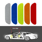 Universal Open Sign Tail Safety Reflective Tape Car Door Stickers Warning Mark