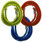 NEW 1.8M BUNGEE CORD WIRES STRAP ELASTICATED STRETCH ROPE 30kg LOAD HEAVY DUTY