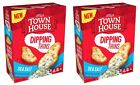 Pick 2 Keebler Town House Crackers Boxes